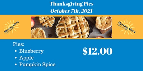 Thanksgiving Pies tickets