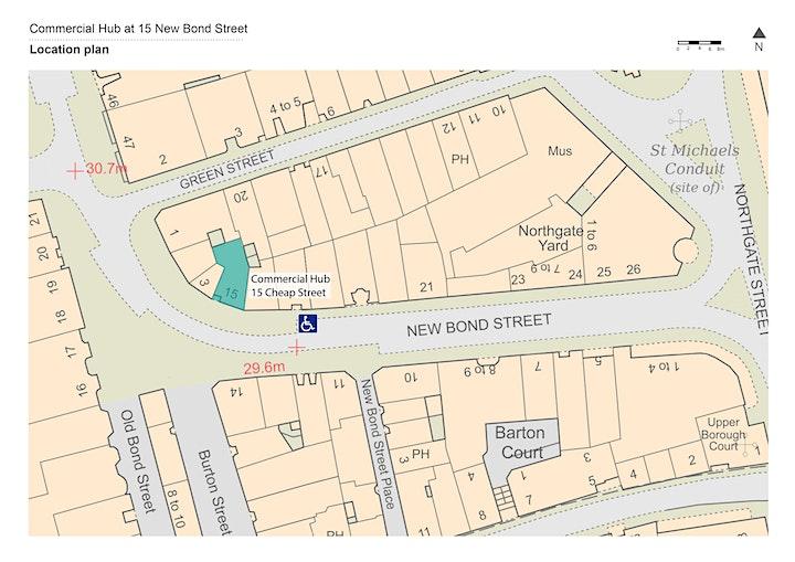 Bath City Centre Security TRO consultation image