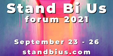 Stand Bi Us 2021 - Wrap Up Celebration! tickets