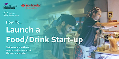 How To...Start a Food/Drink StartUp tickets