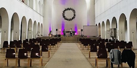 Präsenzgotztesdienst  Kunstkirche / Christ König Kirche Tickets