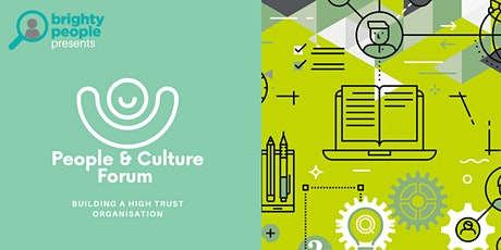 People and Culture Forum tickets