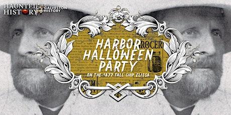 Harbor Halloween Party on the 1877 Tall Ship ELISSA tickets