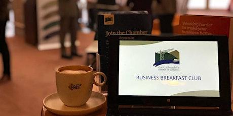 The Business Breakfast Club (Clydebank - September 2021) tickets