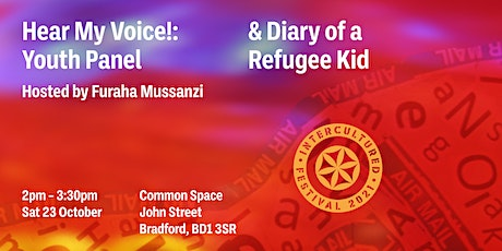 Hear My Voice! Young People's Youth Panel hosted by Furah Mussanzi tickets