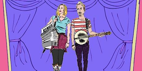 Family Folk Show: an Interactive Folk Concert for Little Music Connoisseurs tickets