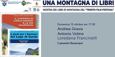 Cammini Bresciani - Andrea Grava  Antonio Votino  Loredana Francinelli biglietti