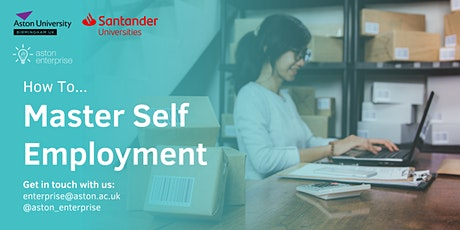 How To...Master Self-Employment tickets