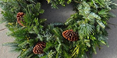 Natural Wreath Making (Adult, or Adult & Child) tickets