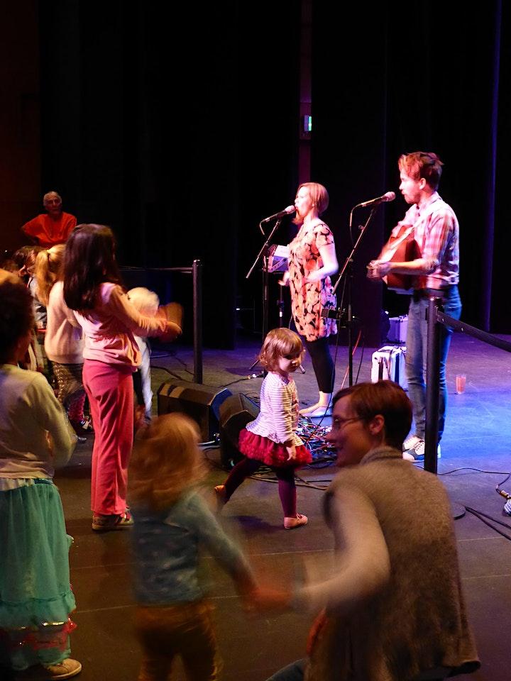 Family Folk Show: an Interactive Folk Concert for Little Music Connoisseurs image