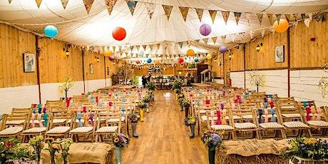 The Wellbeing Farm Wedding Show 7th November 2021 tickets