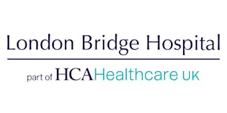 Endometriosis Diagnosis and Management - London Bridge Hospital Webinar tickets