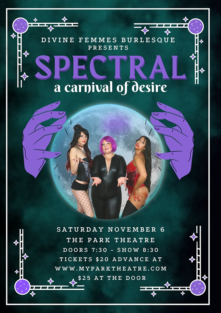 Spectral a Carnival of Desire image