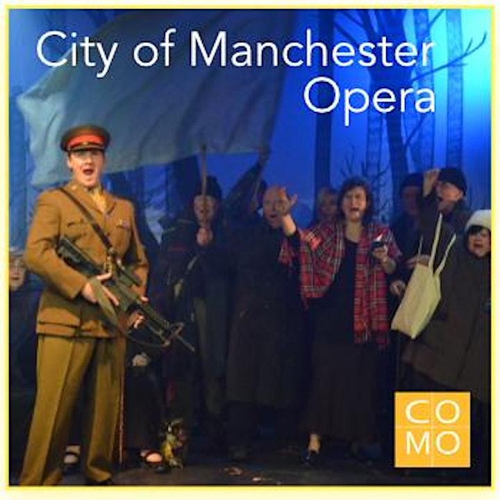 City of Manchester Opera  Present Popular Concert Arias image