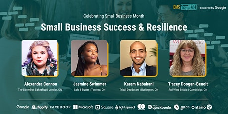 Small Business Success & Resilience | Celebrating Small Business Month tickets