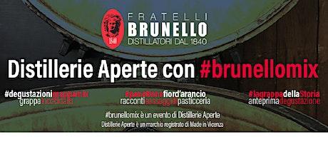 Visite guidate Distilleria Brunello - Distillerie Aperte 2021 biglietti