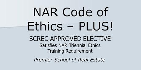 NAR COE - with CE! Webinar (2 CE ELECT)  Fri.  Nov. 5 2021 (1-3:30) tickets