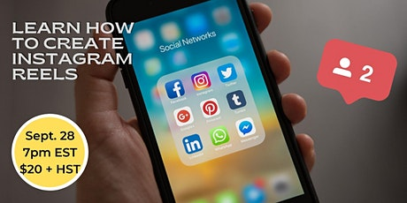 How to Create Instagram REELS Videos tickets