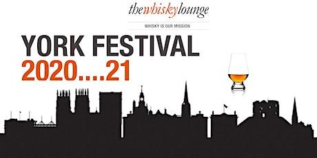 York(shire) Whisky Festival 2020...1 tickets