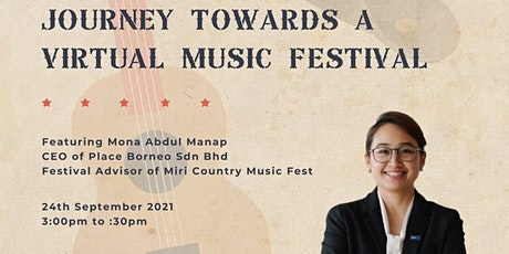 Coffee Chat Sharing Session with Miri Country Music Festival tickets