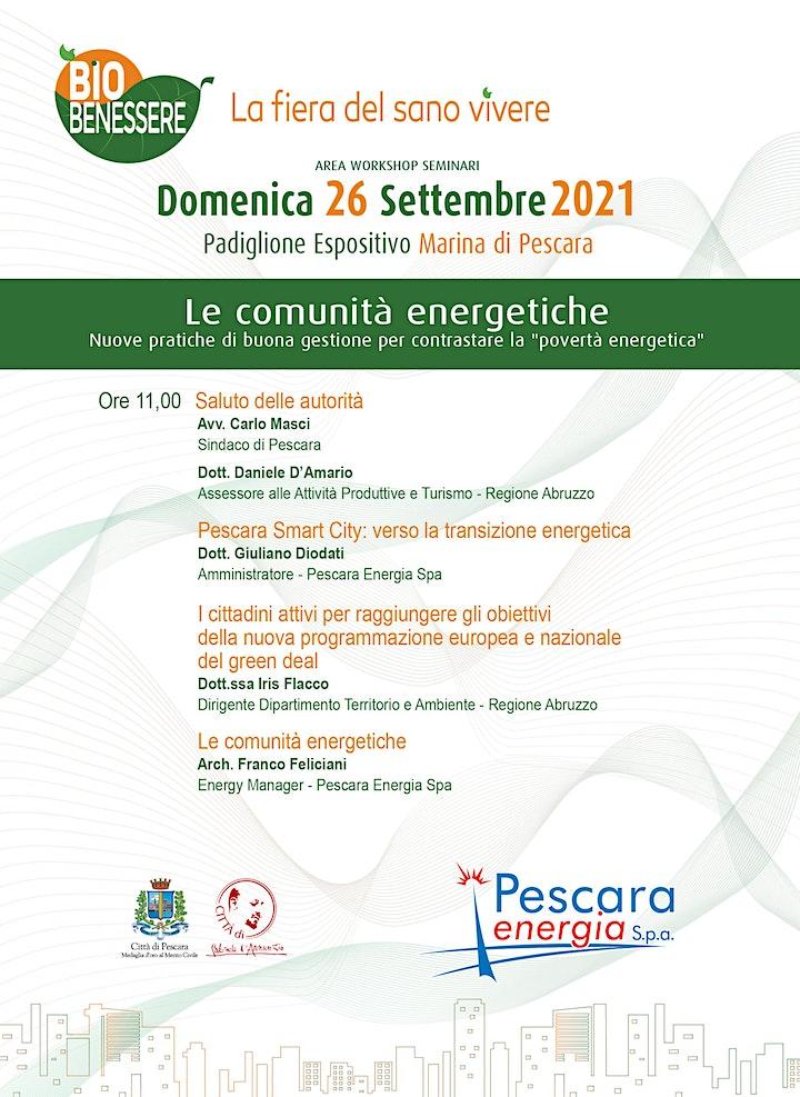 Immagine Pescara Energia Spa   Le Comunità Energetiche