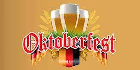 UKG - Let's Celebrate Oktoberfest in Style tickets