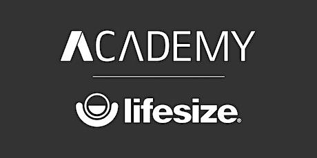 ASIT Academy - Lifesize | ICON 4K : soluzioni Cloud e BYOD biglietti