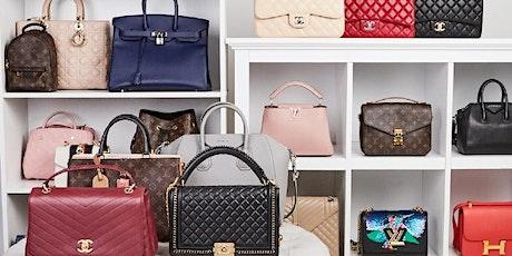 Designer Bag Bazaar Fundraiser tickets
