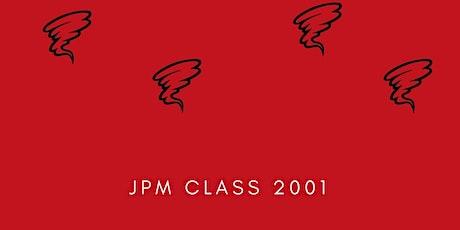 JPM 20th Reunion tickets