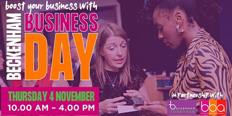 Beckenham Business Day 2021 tickets