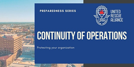 Continuity of Operations Planning Lunch and Learn tickets