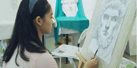 Holiday Art Immersion Course for Youths (8 Sessions) tickets