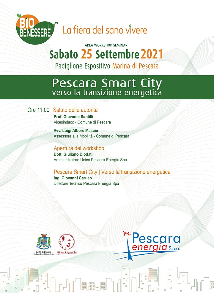Immagine Pescara Smart City | verso la transizione energetica by Pescara Energia