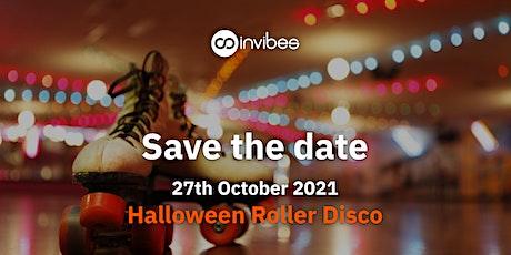 Invibes Halloween Roller Disco tickets