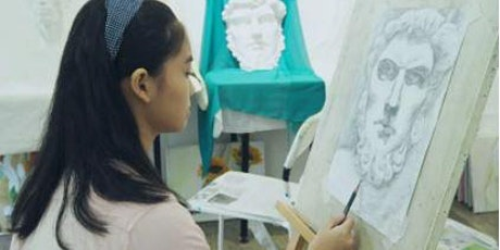 Holiday Art Immersion Course for Youths (4 Sessions) tickets