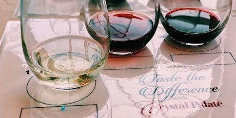 Perfect Pairings Wine Tasting feat. Crystal Palate tickets