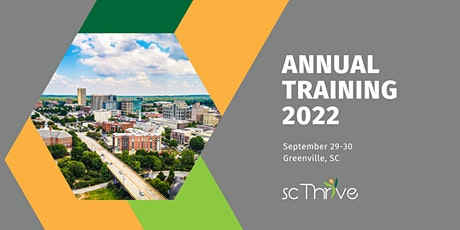 SC Thrive  Annual Training 2022 tickets