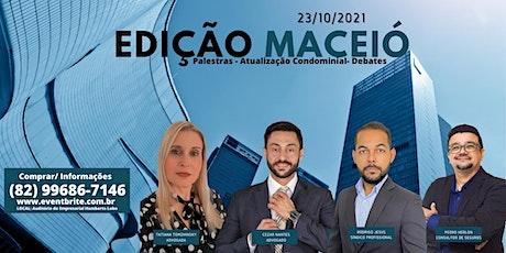 SMART DAY SÍNDICOS- EDIÇÃO MACEIÓ ingressos