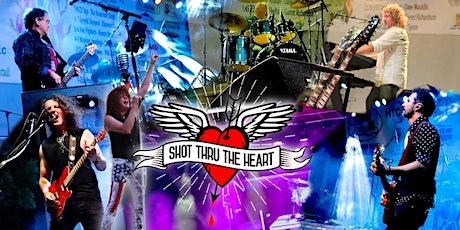 158 On Main Presents: SHOT THRU THE HEART - The Bon Jovi Experience tickets