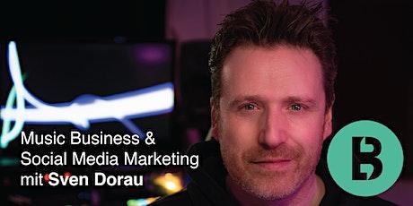 Social-Media-Marketing im Music Business  - Workshop am SAE Institute Köln Tickets