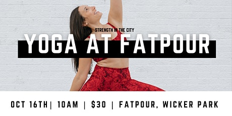 FALL INTO FITNESS ONE BREATH AT A TIME WITH YOGA tickets