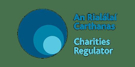 Meet the Charities Regulator Webinar tickets
