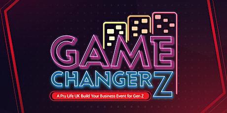 GamechangerZ (Gen Z BYB)_OCT 22, 2021 tickets