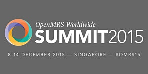 OpenMRS Worldwide Summit 2015