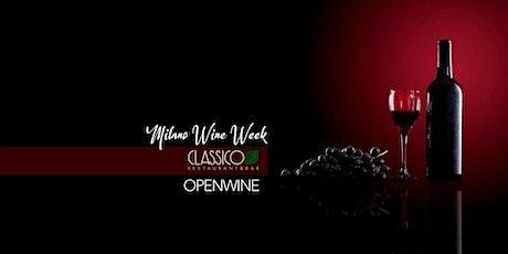 Milano Wine Week 2021 – OPENWINE al CLASSICO biglietti