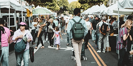 Konsum hilft - Day of Social Brands: Marktplatz Tickets