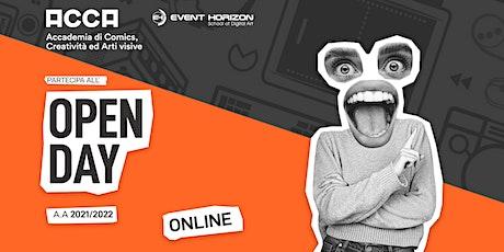 Open Day Online - ACCA Academy in collaborazione con Event Horizon biglietti