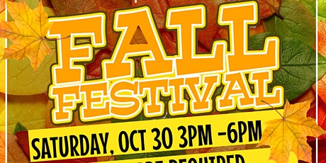 Youth Fall Festival tickets