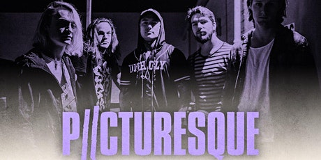 PICTURESQUE - AWAKE AT LAST - VRSTY and SISTER SALVATION - Club Carrigans tickets