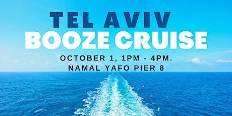 Booze Cruise - Tel Aviv tickets